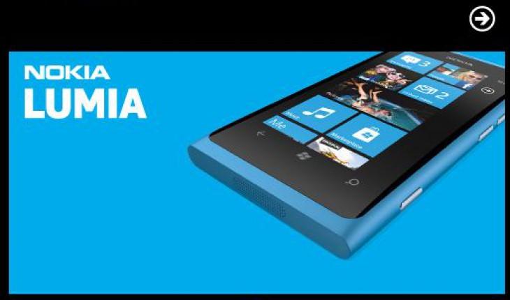 Win a Nokia Lumia 800
