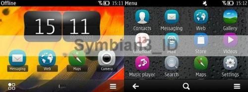 Symbian Belle su Nokia E6-00