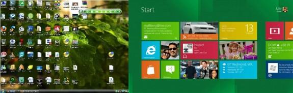 Desktop a confronto: il passato con il futuro!