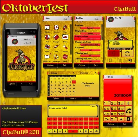 Oktoberfest by ThaBull