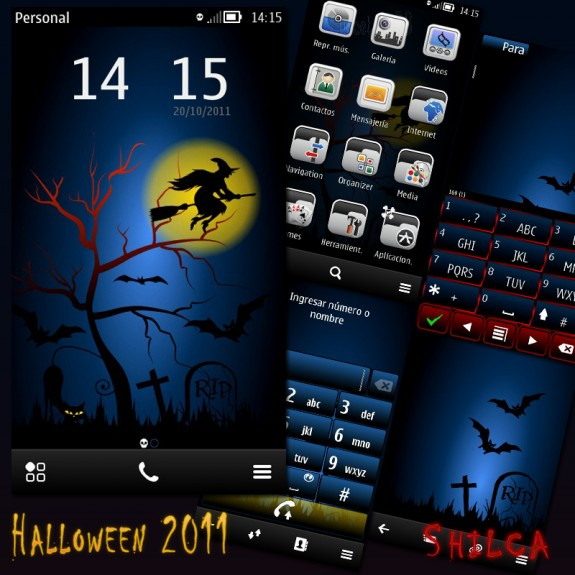 Halloween 2011 by Shilca
