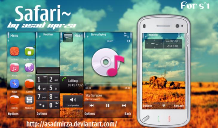 Safari by Asad Mirza