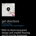 Nokia Maps per Windows Phone