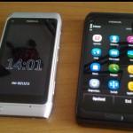 Foto ravvicinata scattata con il Nokia 500