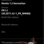 MeeGo 1.2 Harmattan PR 1.2