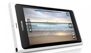 Nokia N9 White