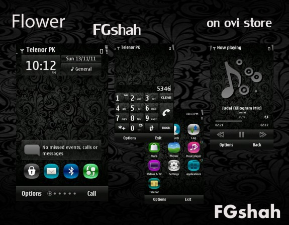 Flower by FG Shah