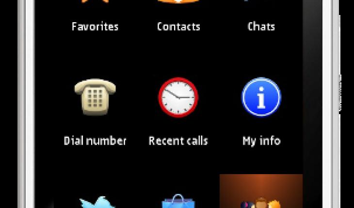 Nimbuzz v3.3 per Symbian