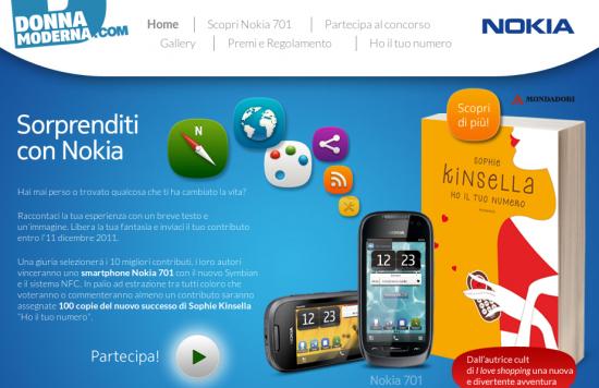 Nokia Contest Nokia 701