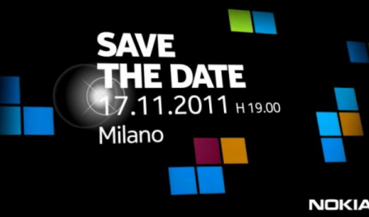 Nokia Lumia 800 evento Milano