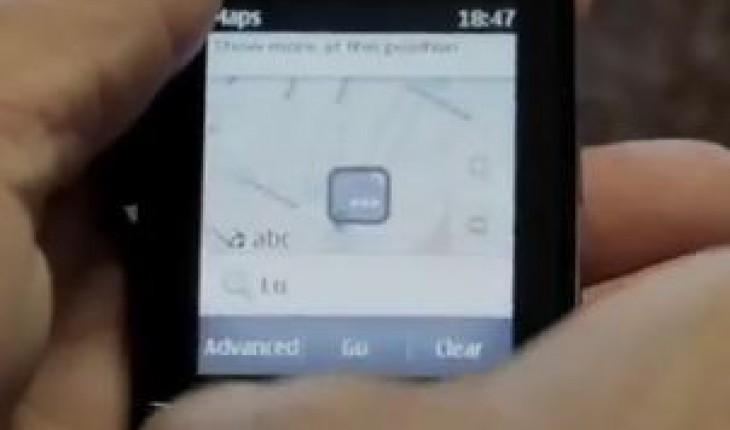 Nokia Maps su S40