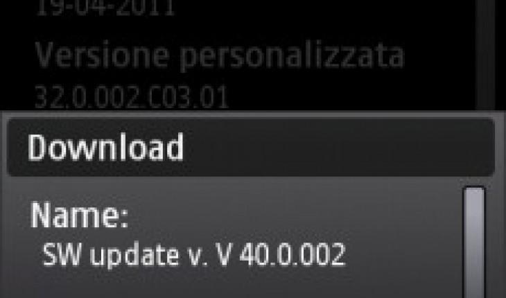 Nokia X6 fw v40.0.002