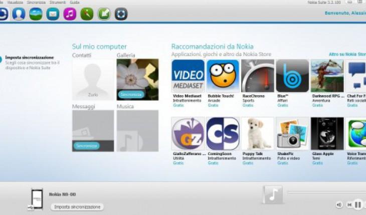 Nokia Suite 3.2.100
