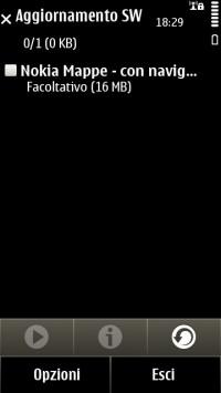 Nokia Mappe v3.08 update