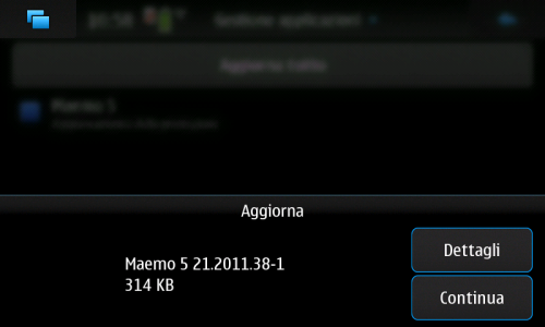 Nokia N900 update v21.2011.38-1