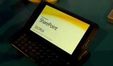 SharePoint su SymbianBelle