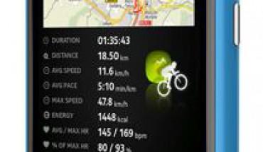 Sports Tracker per Nokia N9