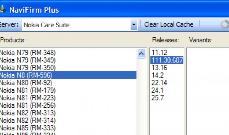 Symbian Belle v111.30.607 N8
