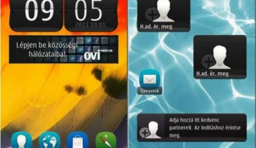 Symbian Belle su Nokia C7