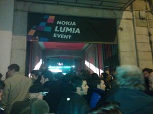 Nokia Lumia Event