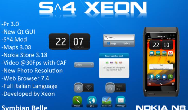 S^4 Xeon