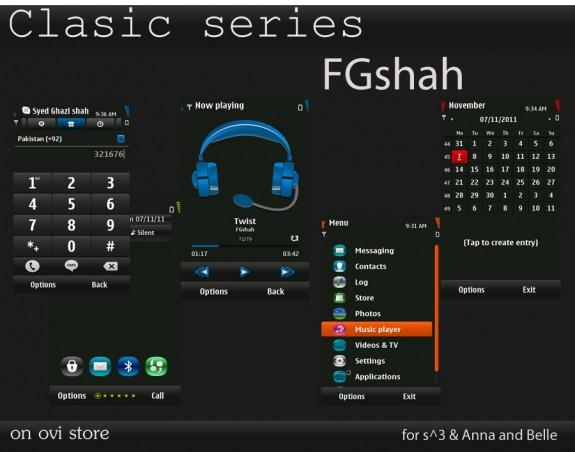 Classic Series by FG Shah