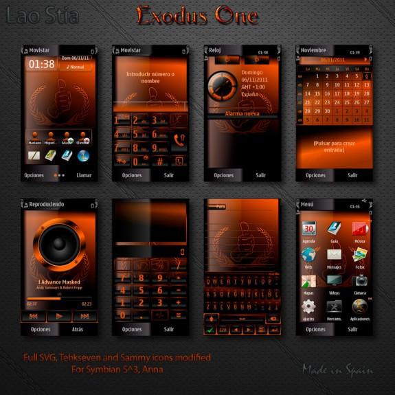 Exodus One by Lao Stia