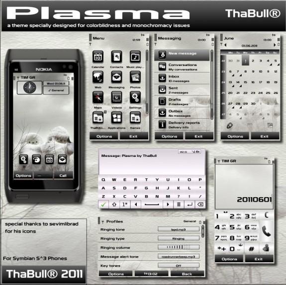 Plasma by ThaBull