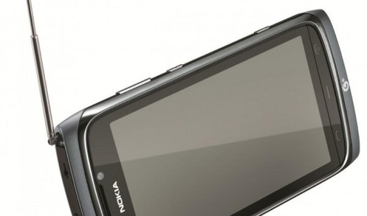 Nokia 801T