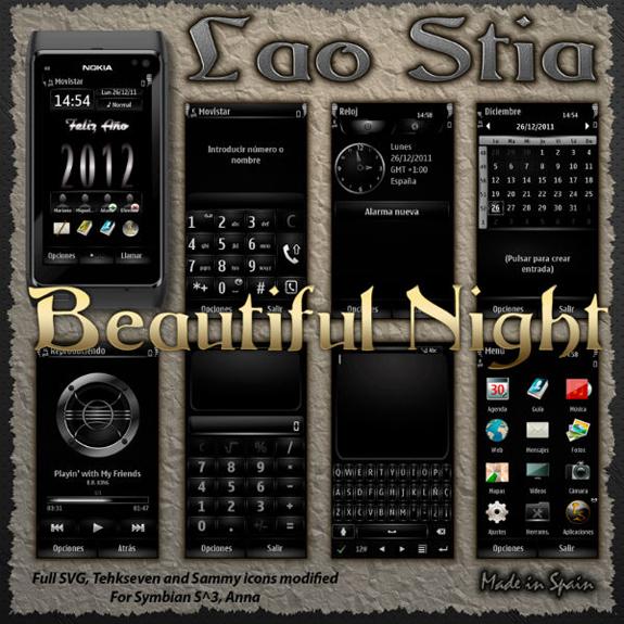Beautiful Night by Lao Stia