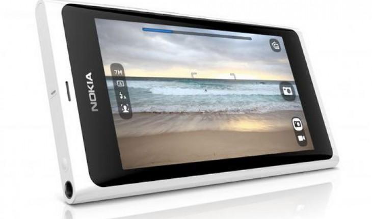 Nokia N9 Bianco