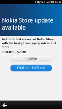 Nokia Store QML v3.20.050