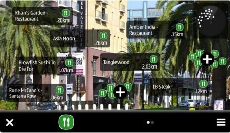 Nokia Live View