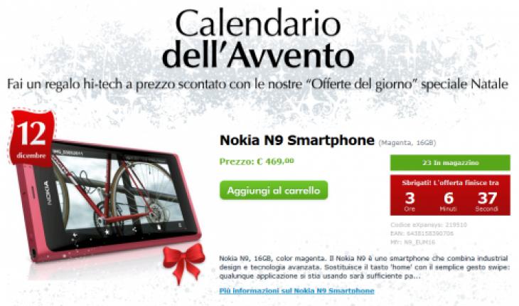 Offerta Nokia N9