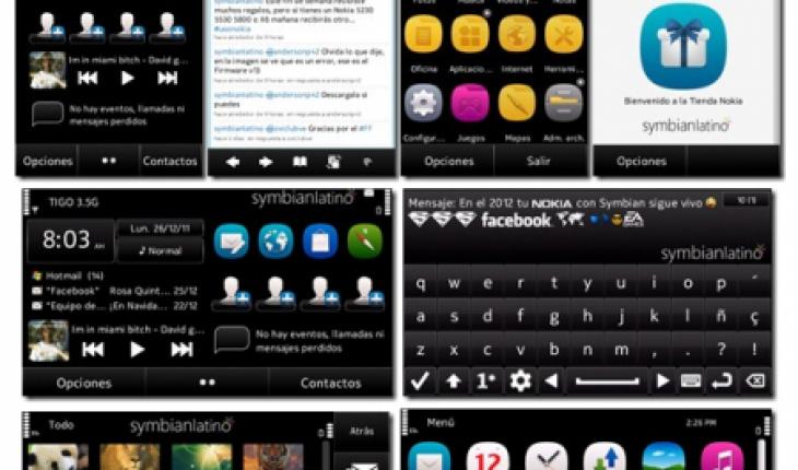 Symbian Anna v7.5