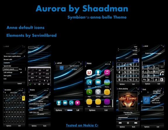 Aurora by Shaadman