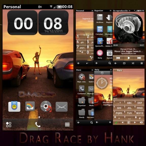 Drag Race by Hank