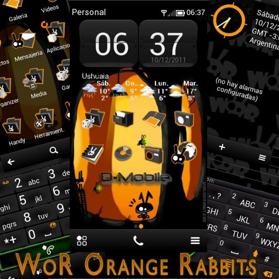 WoR Orange Rabbits by Breakdesign