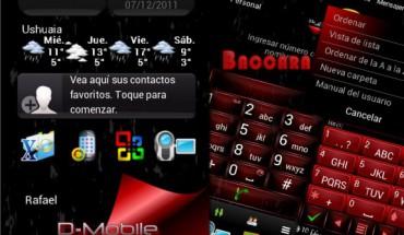 Black Red avto by Baccara