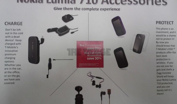 T-Mobile - Accessori del Lumia 710