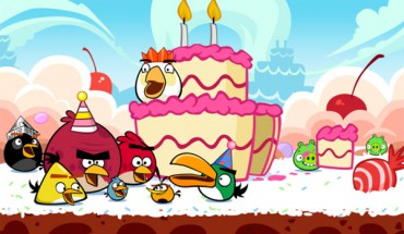 Angry Birds Birdday Party