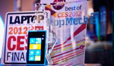 Lumia 900 awards