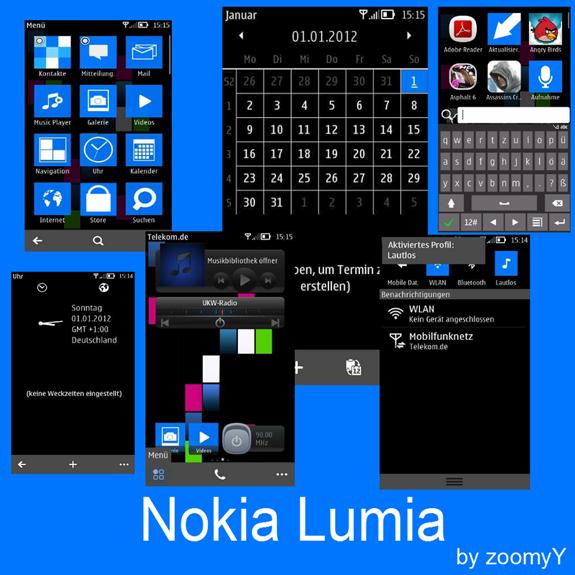 Nokia Lumia by zooY