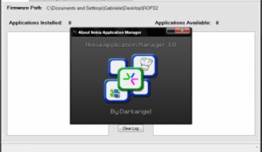 Nokia Application Manager