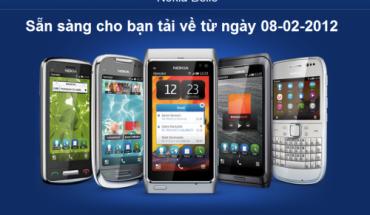 Nokia Belle Update