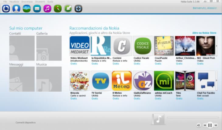 Nokia Suite v3.3.86