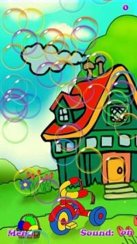 Blowing Bubble