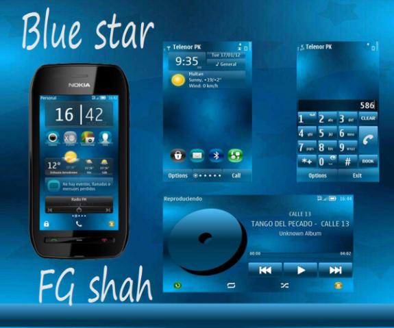 Blue Star by FGshah