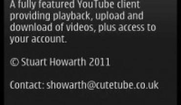 CuteTube 1.0.7