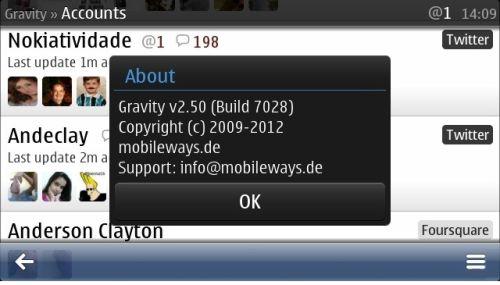 Gravity 2.50 - Build 7028
